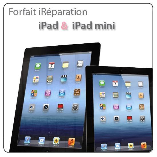 (III) Forfait iRéparation iPad
