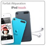 (IV) Forfait iRéparation iPod touch