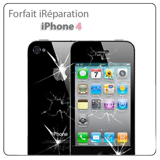 reparation vitre avant vitre arriere iphone 4 ain point phone. Black Bedroom Furniture Sets. Home Design Ideas