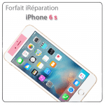 reparation oreillette hp iphone 6s